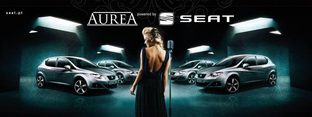 Aurea, o rosto musical da SEAT